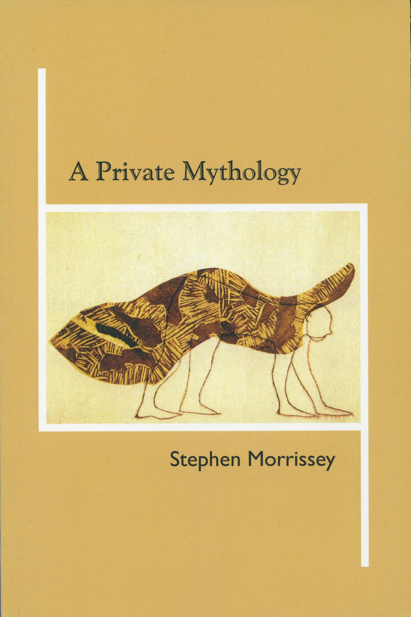 Cover of A Private Mythology